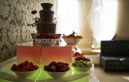 Fontanny czekoladowe