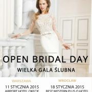 Wielka Gala Ślubna 'Open Bridal Day'