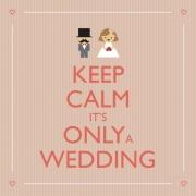 """""""Keep Calm… it's only a Wedding"""" - Takiej składanki ślubnej jeszcze nie było!"""