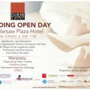 Warsaw Plaza Hotel - Wedding Open Day