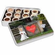 Ślubne słodkości – oryginalne czekoladki na ślub